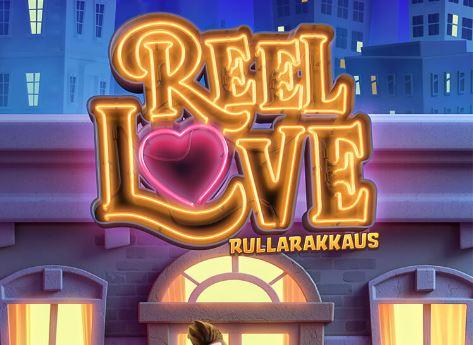 Reel Love kolikkopeli